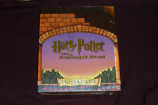 NEW Mattel 2000 Harry Potter & The Sorcerers Stone Trivia Game Prefects Edition