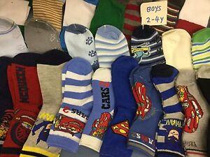 7 pairs Kids CHILDRENS SOCKS GIRLS COTTON BOYS SOCKS  BULK Mixed Colours