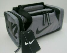 Nike Kid's Insulated School Lunch Bag Box Tote 9A2591 New Red Black Or Grey