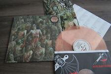 CANNIBAL CORPSE The Bleeding  COLORED Vinyl LP *RAR* ( Deicide Asphyx Kreator )