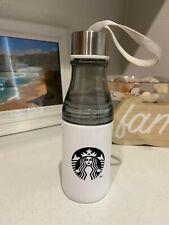 Starbucks tea/coffee tumbler