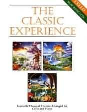 CLASSIC EXPERIENCE CELLO Lanning Book & CDs