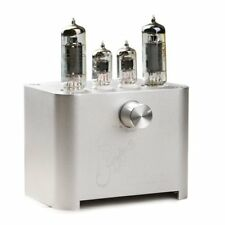 APPJ 6J1+6P1 Mini Tube Amplifier - Silver (Mini2013)