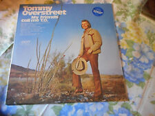 Tommy Overstreet My Friends Call Me T O Sealed Vinyl LP