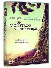 UN MONSTRUO VIENE A VERME DVD NUEVO ( SIN ABRIR ) J. A. BAYONA