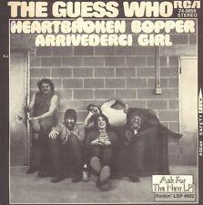 """GUESS WHO, THE – Heartbroken Bopper (1972 VINYL SINGLE 7"""" GERMANY)"""