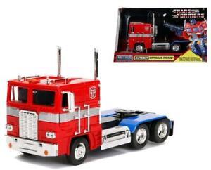 1:32 Optimus Prime Autobot Truck -- Transformers JADA G1