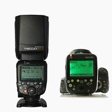YongNuo YN600EX-RT II TTL HSS Wireless Flash + YN-E3-RT Transmitter Kit Fr Canon
