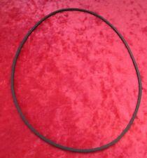 1 x Quadrato Sezione Guida Cintura per il ARISTON rd11s giradischi + Tampone di pulizia