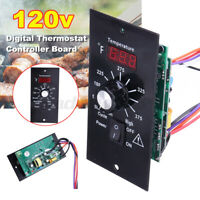 Replacement Digital Thermostat Controller Board For Traeger Wood Pellet Grill