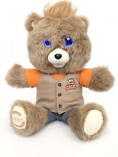 Teddy Ruxpin Animated Interactive Bear 2017 Sing Storytelling Lcd Changing Eyes