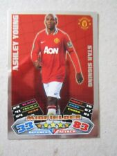 Match Attax 2011/12 - Star Signing card - Ashley Young of Manchester United