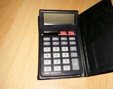 Taschenrechner MBO Diplomat CD Solar Calculator 80er Jahre top Zustand