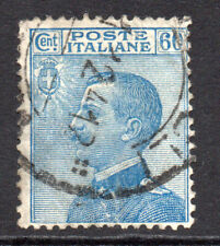 Italy 60 Cent Stamp c1908-27 Used (5495)