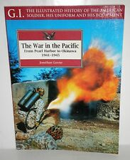 BOOK Greenhill G.I. Series War in the Pacific 1941-45 Gawne op 1996 1st Ed