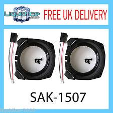 SAK-1507 FORD FIESTA 130MM REAR SIDE SPEAKER FITTING ADAPTOR MK4 MK5 1995 - 2002