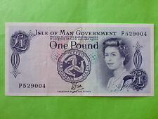 Isle of man 1 Pound 1979, Queen Elizabeth II (UNC)