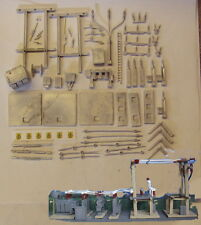 P&D Marsh N Gauge N Scale M7 Electricity Sub-Station kit requires painting