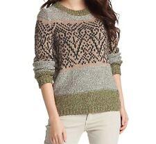 $225 Hugo Boss 'Wolmar' Size Small Blended Wool Crew Neck Soft Sweater BNWT