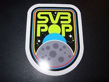"""SUB POP SEATTLE 4"""" OUTER SPACE Sticker Decal pearl jam nirvana"""