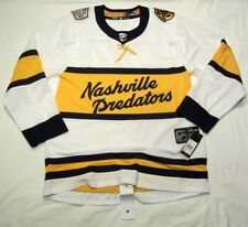 2020 WINTER CLASSIC size 56 = XXL    NASHVILLE PREDATORS Adidas Authentic Jersey