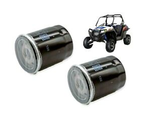 (2-Pack) Oil Filter POLARIS Ranger Sportsman RZR SXS  2540006 2540086 2540122