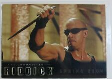 The Chronicles of Riddick 1x Nsu Promo Insert Card #P2 2004 Rittenhouse Nm+
