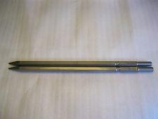 2x HELLER Cincel puntiagudo stemmmeißel de demolición Kango K9 600mm Largo