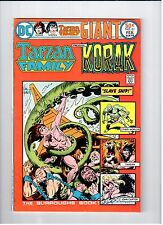 DC TARZAN FAMILY #61 Presents Korak 1976 VF/NM Vintage Comic