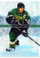 2006-07 Upper Deck Trilogy Frozen In Time #FT14 Mike Modano/999 - NM-MT