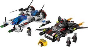 LEGO Space Police 5973. Boîte et notice. Complet.