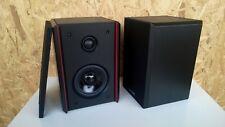 Teufel S 400 D Dipol Lautsprecher aus System 4 THX Heimkino * rot schwarz