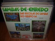 VARIOUS sambas de enredo carnaval 82 ( world music ) brazil