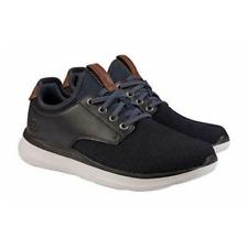 Skechers Streetwear Memory Foam Men's Slip On Shoes Navy/Black Size 13