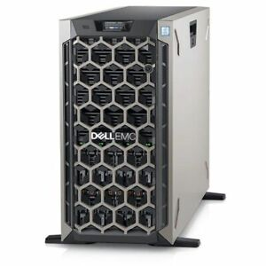 """New Dell PowerEdge T640 Tower Server Configure-To-Order CTO 2x CPU 16x 2.5"""" Bay"""