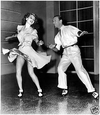 Rita Hayworth and Fred Astaire 1942  8 x 10 Photograph