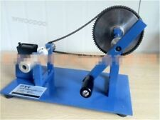 Manual Hand Coil Counting Winding Winder Machine For Thick WIRE2MM eh