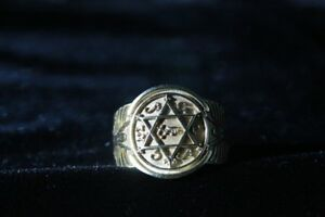 """King's Solomon's ring  """" Limited  Silver Edition""""Slim design  for  daily wear."""