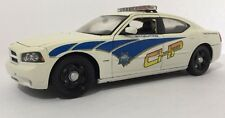 1/18 Welly Custom Made 2007 Dodge Charger R/T Highway Patrol Recruiting