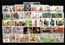 / WHOLESALE 1989 - MNH - EUROPA CEPT - CHILDREN - 41 STAMPS
