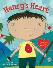 Henry's Heart: A Boy-ExLibrary