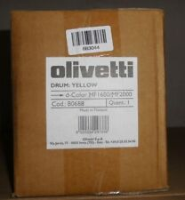 ORIGINALE Olivetti b0688 YELLOW TAMBURO PER D-COLOR mf1600 MF 2000 OVP a