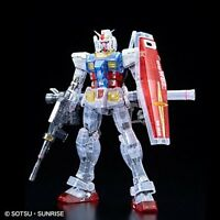 MG 1/100 Gundam Base Limited RX-78-2 Gundam Ver.3.0 [Clear Color] Bandai Gunpla