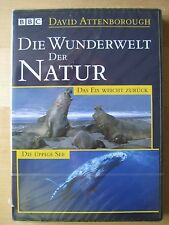 Die Wunderwelt der Natur -Das Eis weicht zurück - Die üppige See- DVD