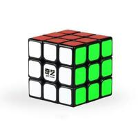 3x3x3 QIYI Magic Cube Ultra-Smooth Professional Speed Cube Puzzle Twist Toy@day