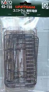 Kato N Scale 43-730 Unitram Tram Stop