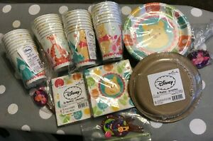 Winnie the Pooh Party Supplies - Cups, Napkins, Plates, Banner, Cupcake Picks,