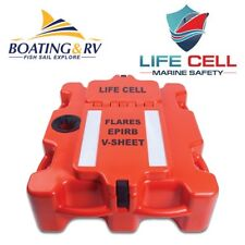 Life Cell Crewman Flotation Device - Marine Safety - 8 Person Flotation