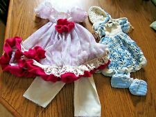 Doll dresses, Pantalets and booties for 15 Inch Slim Doll?