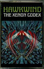 Hawkwind - The Xenon Codex  RARE OOP Original 1988 GWR / Enigma Cassette (New!)